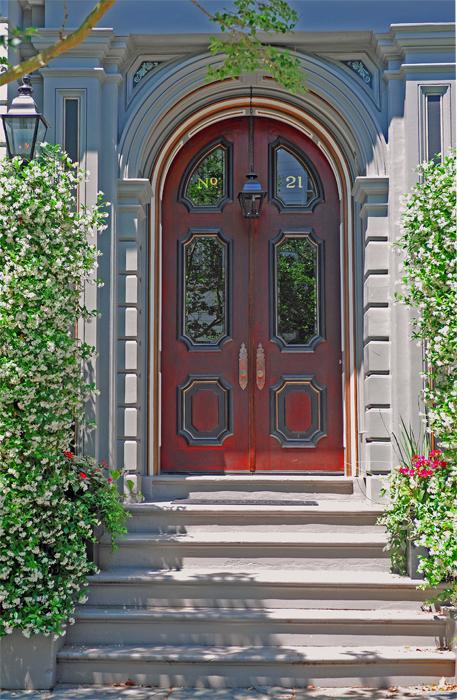 21 King St - Front Door