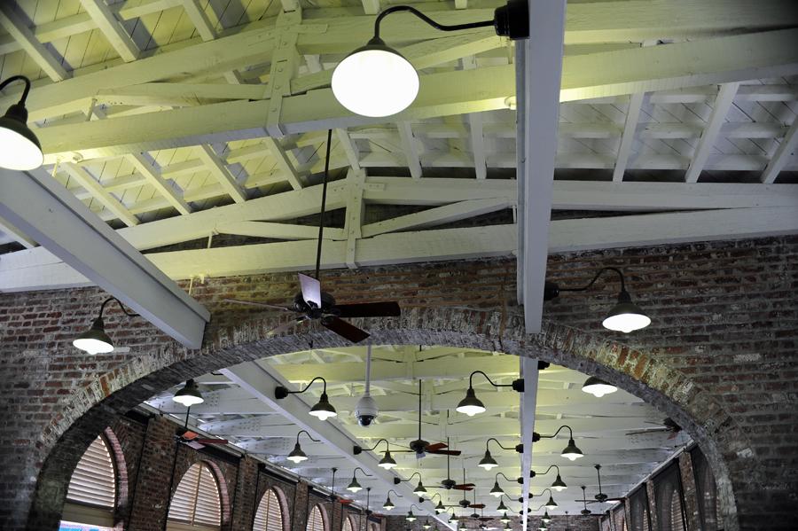 Charleston City Market Ceiling