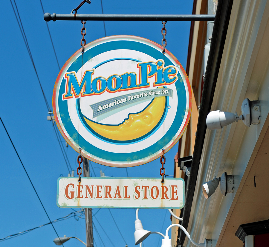 Moon Pies at the General Store