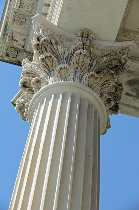 The Customs House Pillar