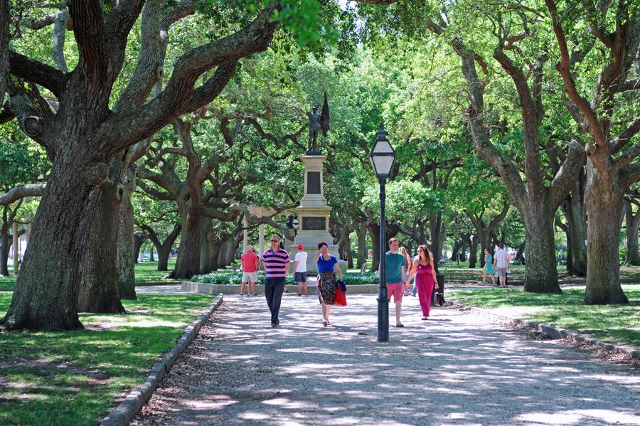 White Point Garden Park