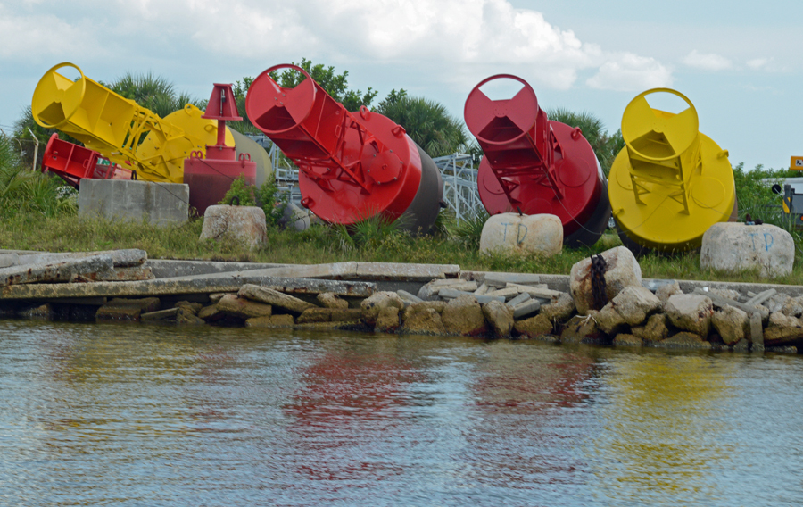 The Buoy's are back in town {groan}
