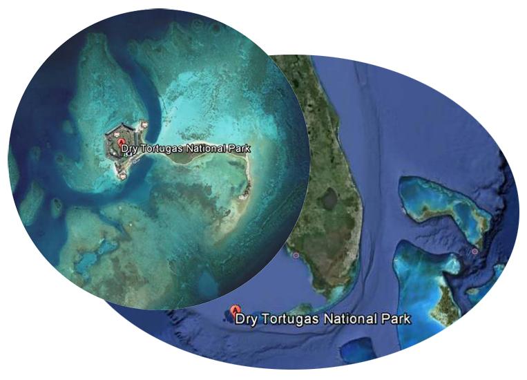 Location - Google Earth