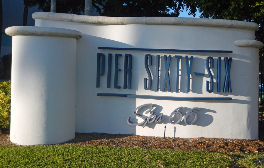 Welcome to Pier 66