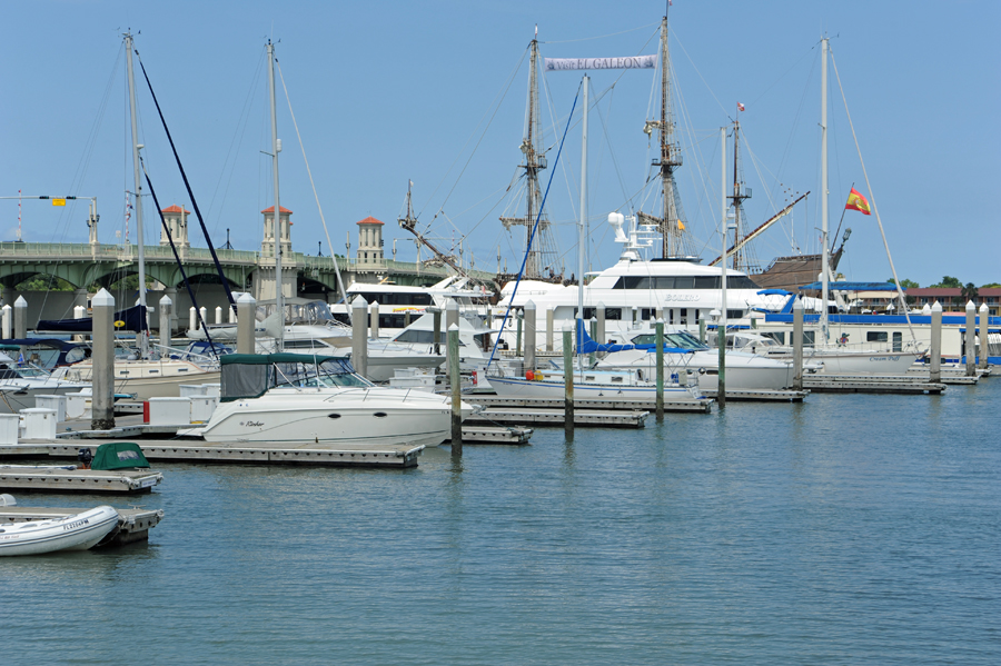 City of St. Augustine Marina