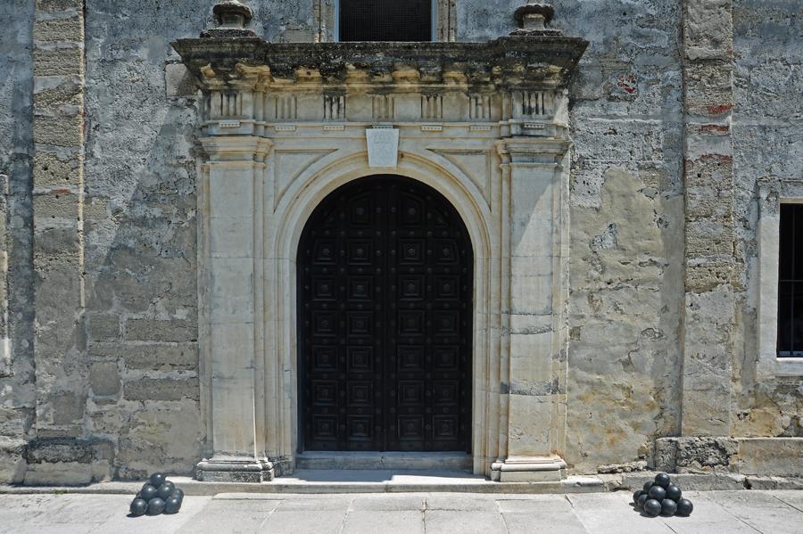 350 Year Old Door