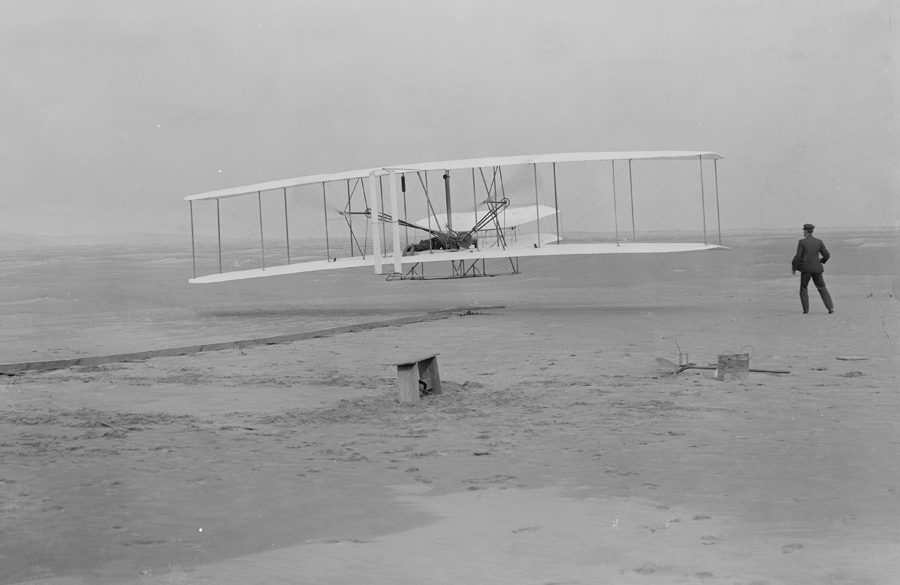 Wright Brother's Flight