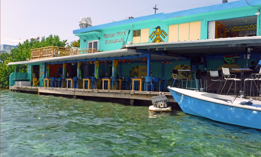Dinghy Dock Restaurant