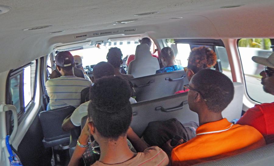 Grenada Bus System