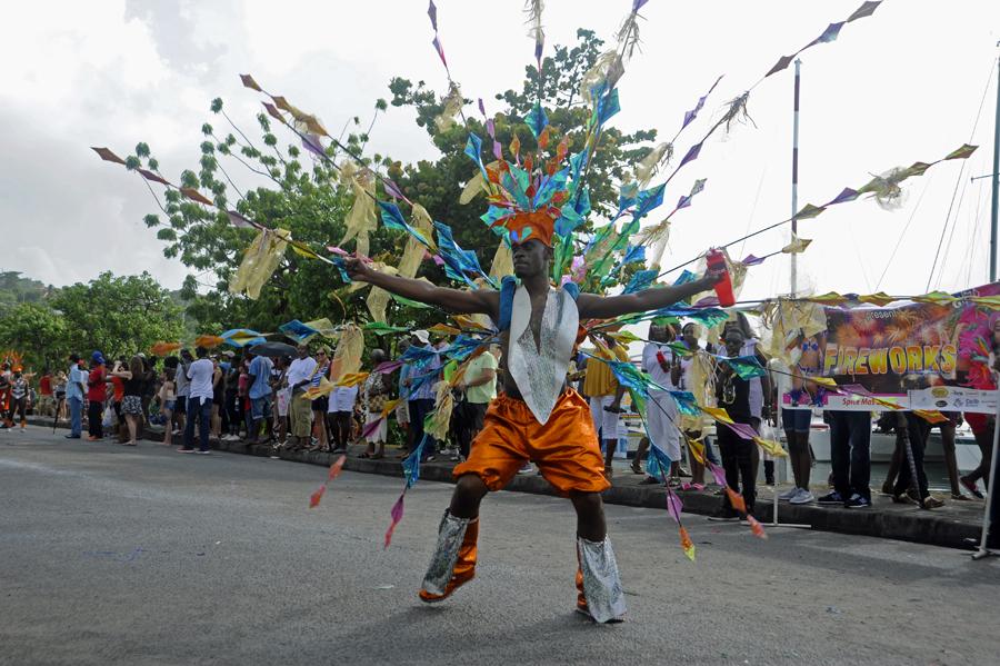spicemas, carnival grenada 2017