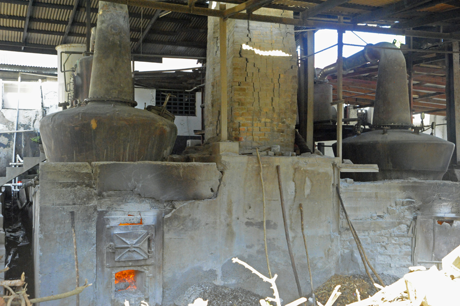Grenada - River's Antoine Distillery