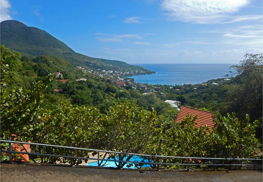 Anse du Diamant, Martinique