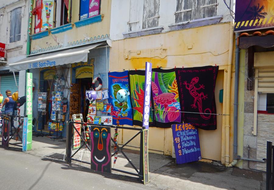 Saint-Pierre, Martinique