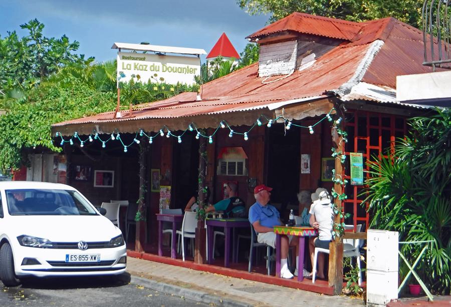 La Kaz du Douanier, Deshaies - Guadeloupe