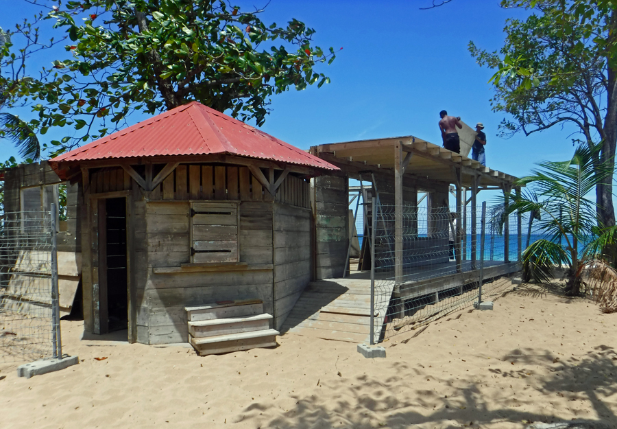 Detective's beach house - St. Marie - Deshaies, Guadeloupe