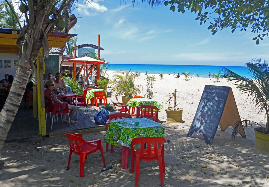 Grande-Anse Beach - Plage de Grande-Anse