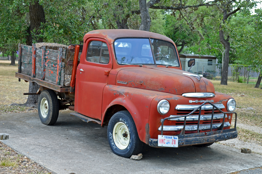 Really cool old Dodge truck