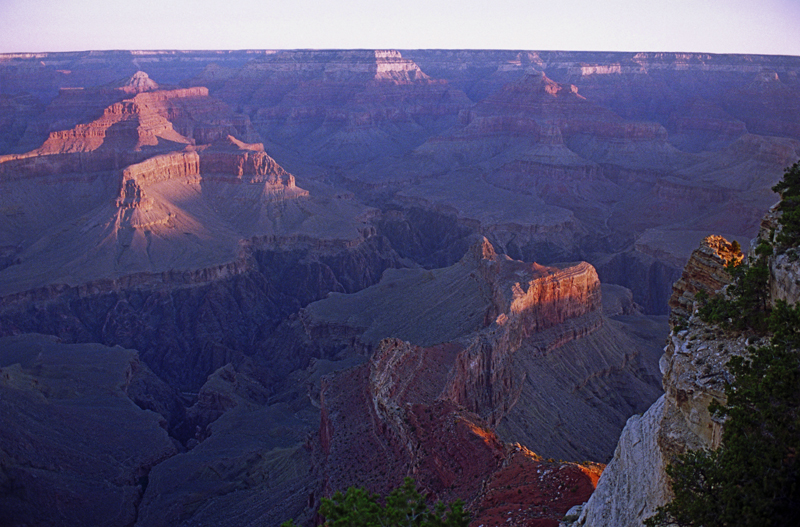 Arizona - Grand Canyon - Sun Rise