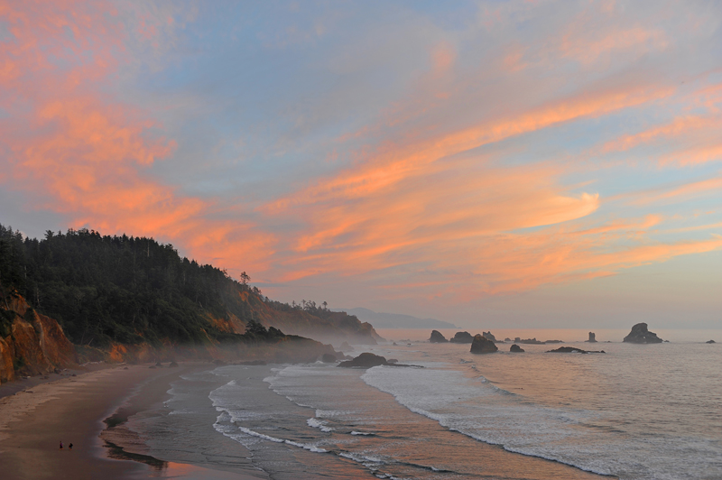 Oregon - Coastal Sunset