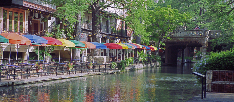 Texas - San Antonio Riverwalk