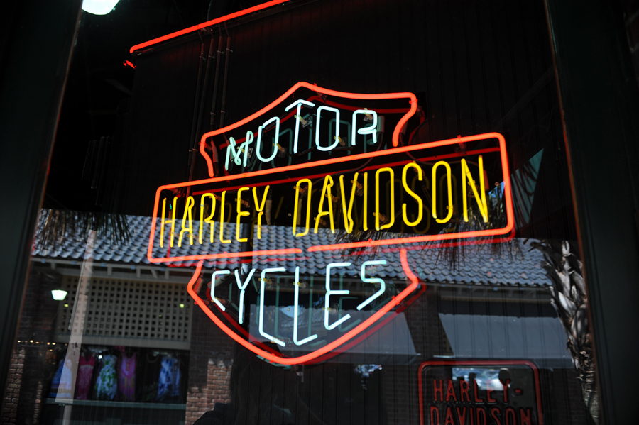 The Harley Store