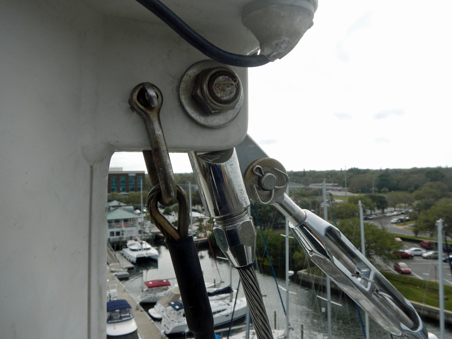 View From the Mast Top