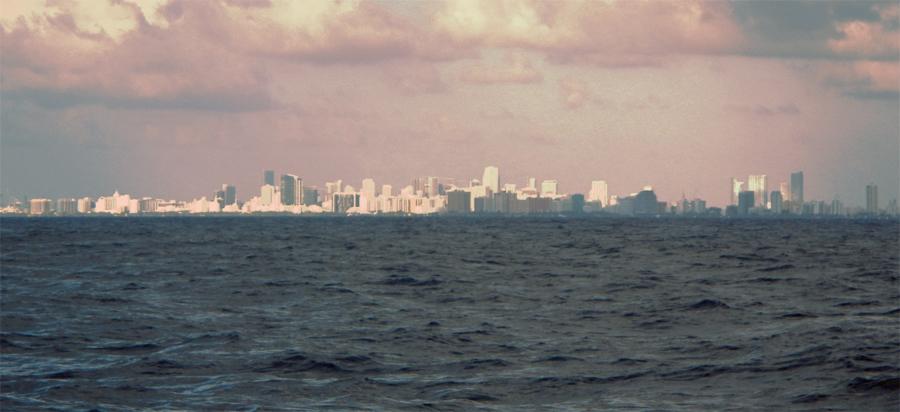 Miami (we think)