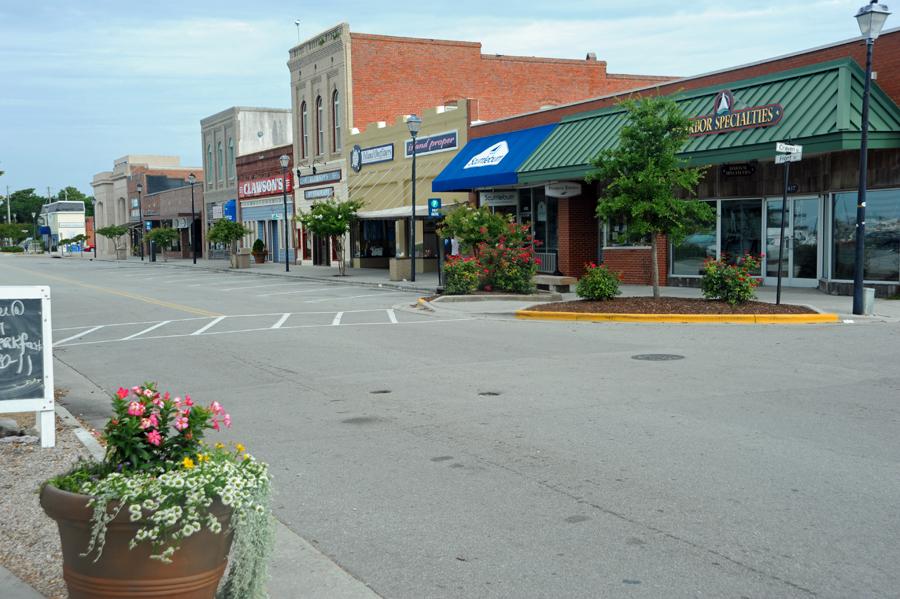 Front Street - Beaufort, NC