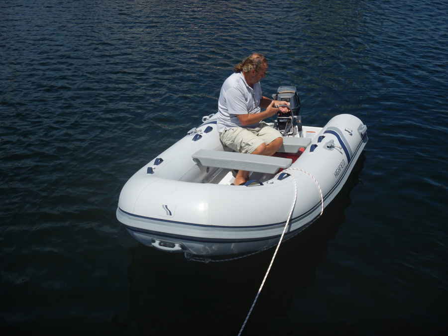Adding the Outboard