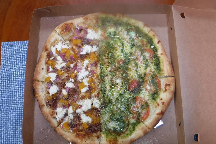 PiZZA Pi - The Pizza Boat