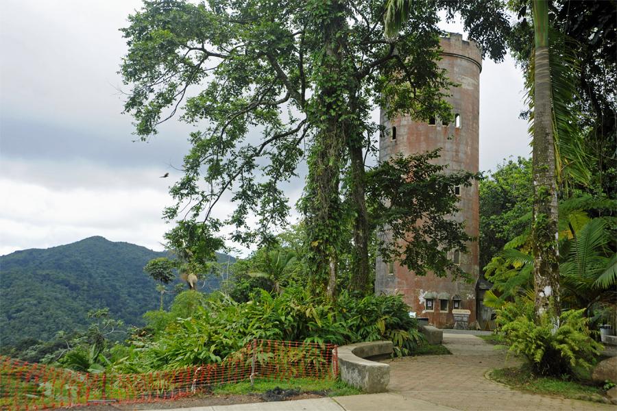 Yokahú Tower