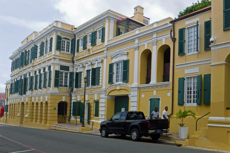 Government House, Christiansted, St Croix