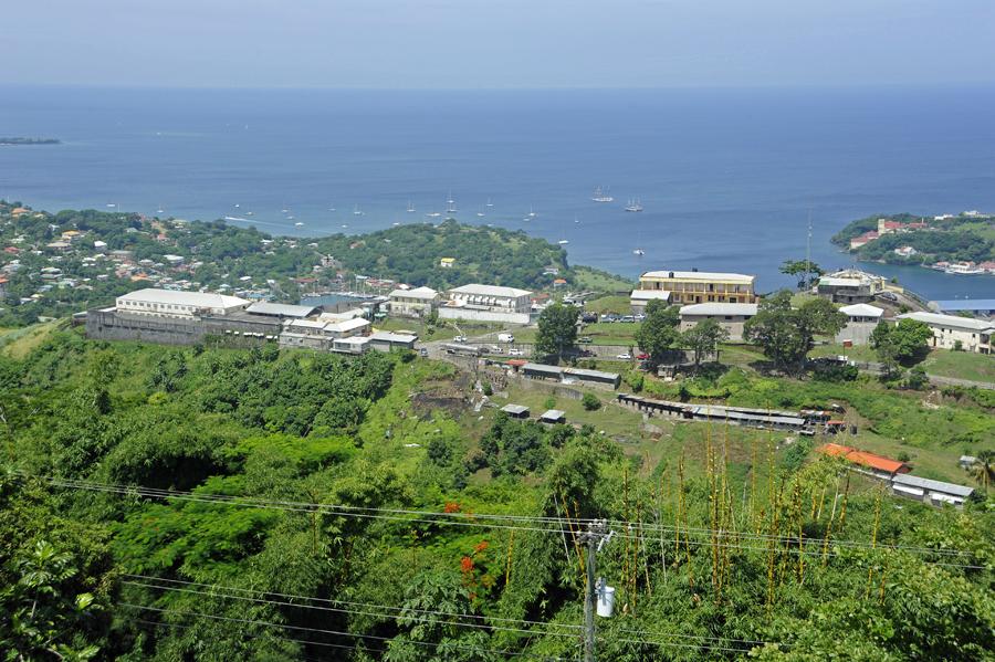 Grenada prison