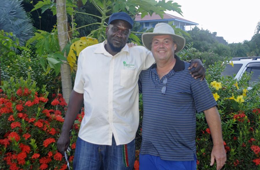Touring Grenada