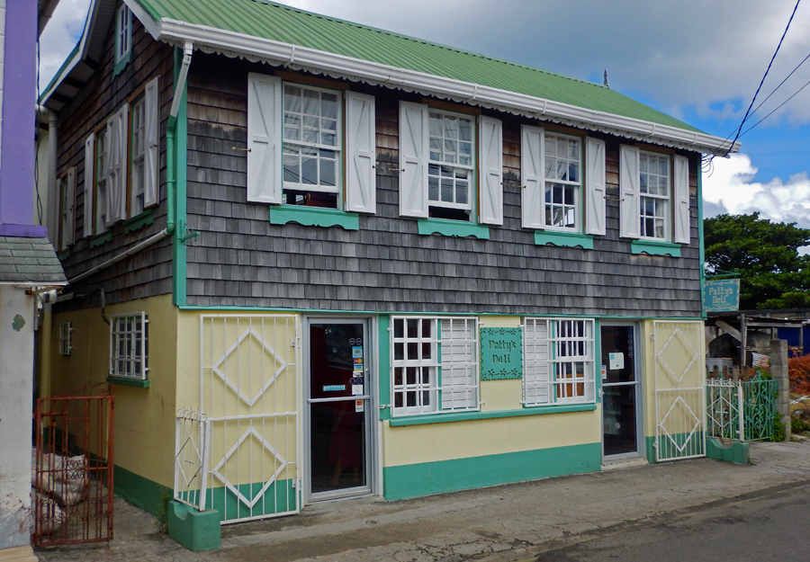 Patty's Deli, Carriacou, Grenada