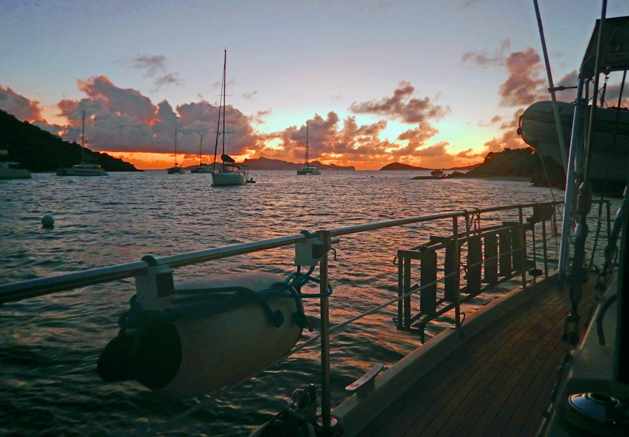Tobago Cays in Saint Vincent and the Grenadines