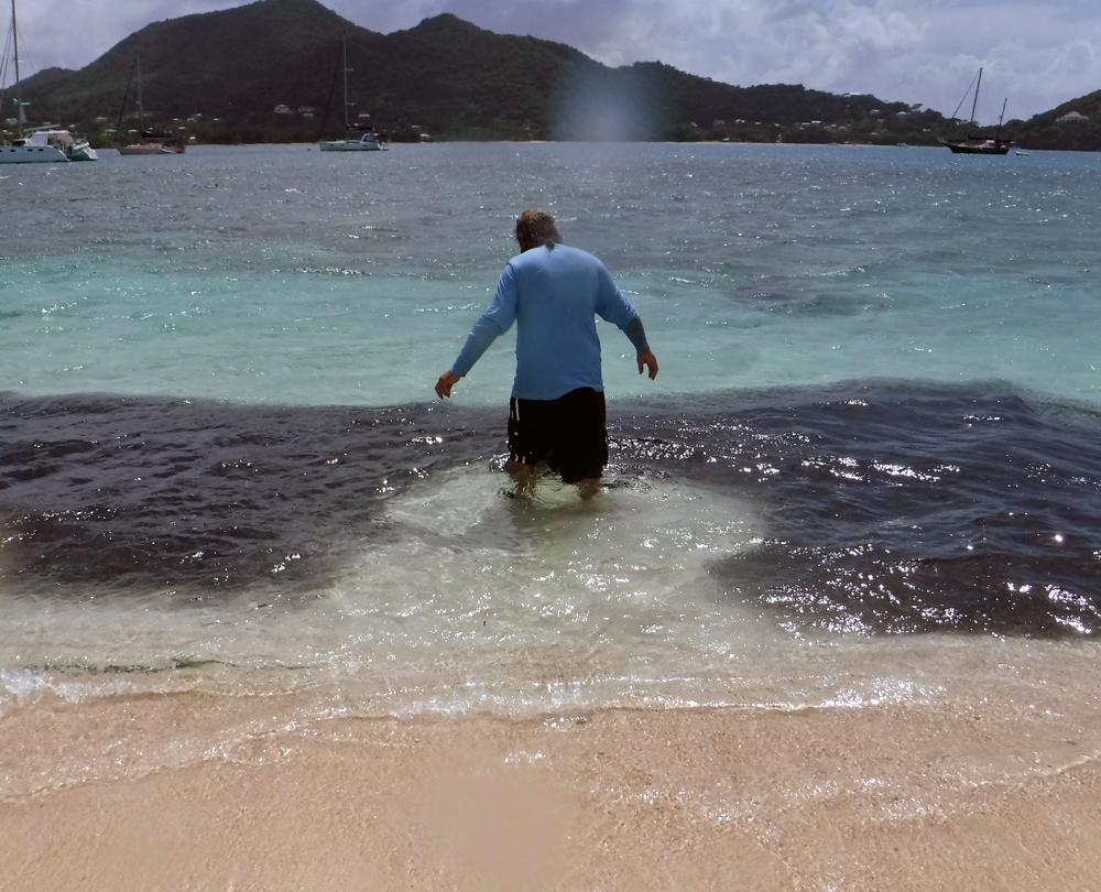 Sandy Island, Carriacou
