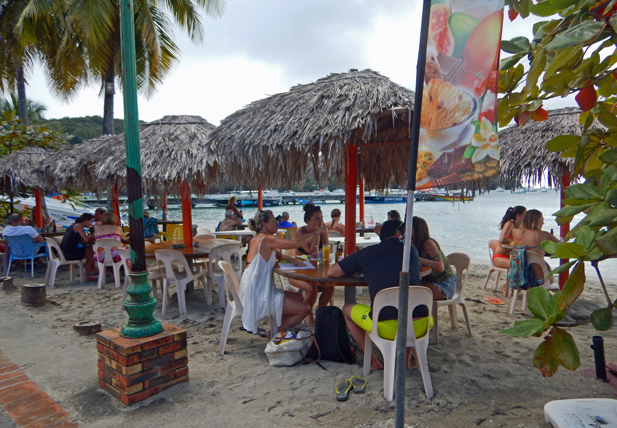 Les Anses d' Arlet, Martinique