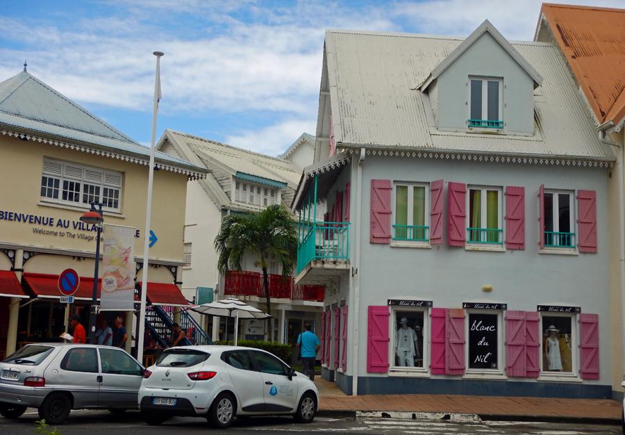 Les Trois-Îlets, Martinique