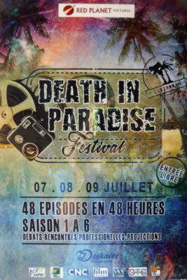 Death in Paradise - Deshaies, Guadeloupe