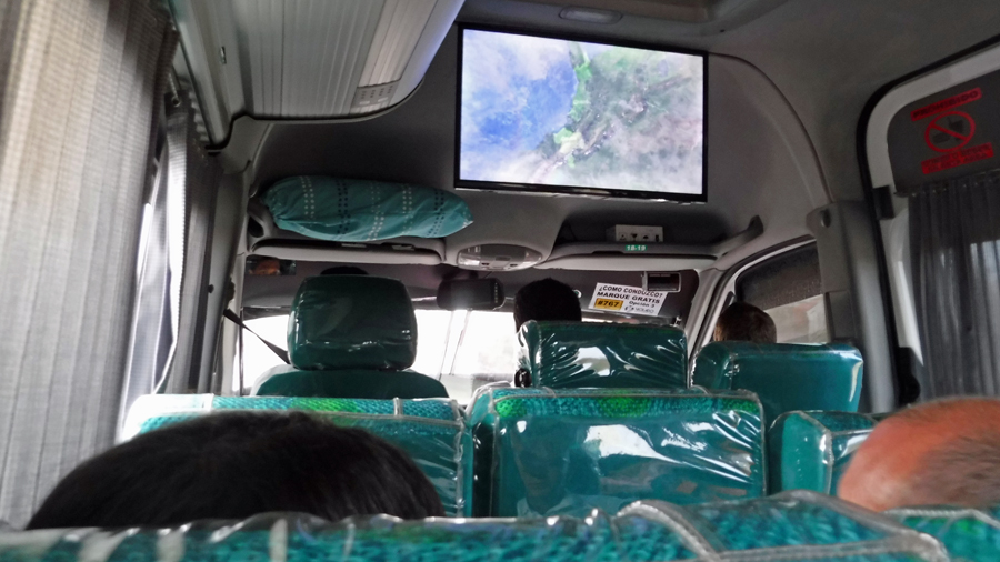 in-bus entertainment