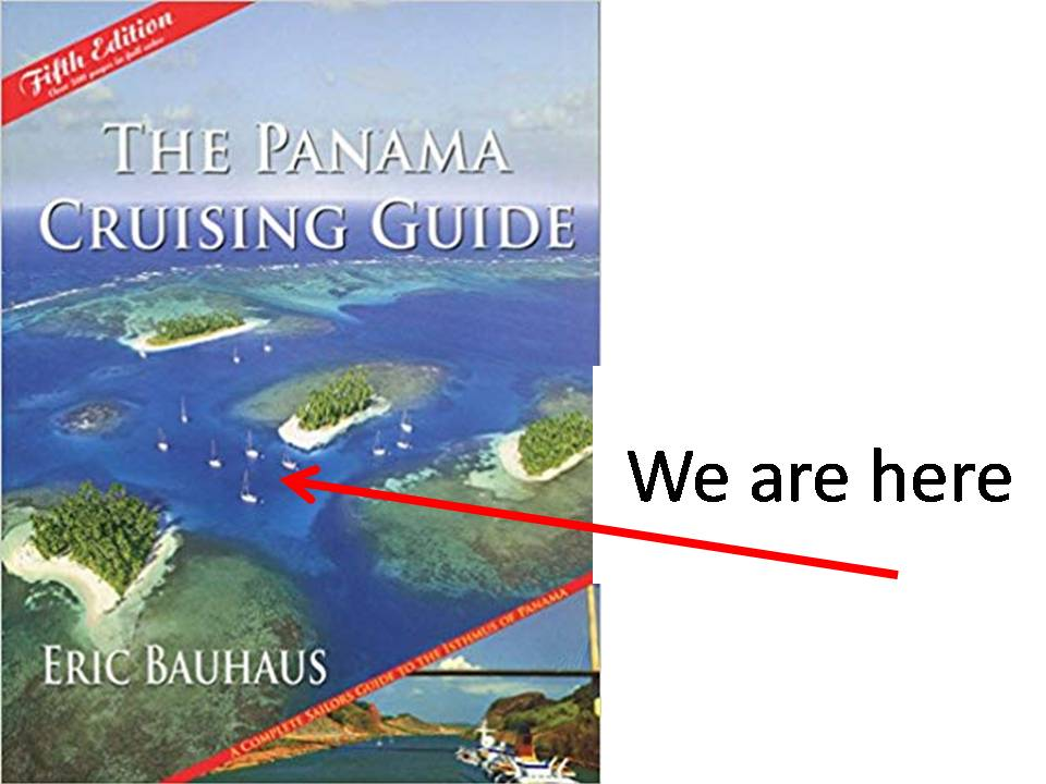 Eric Bauhaus The Panama Cruising Guide
