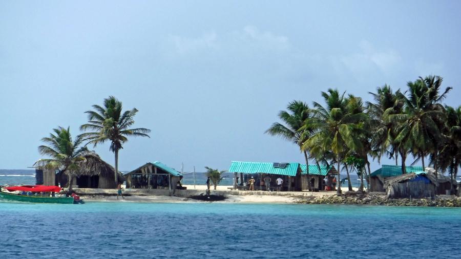 Tiadup Island